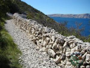 goat-path-stone-klada-croatia